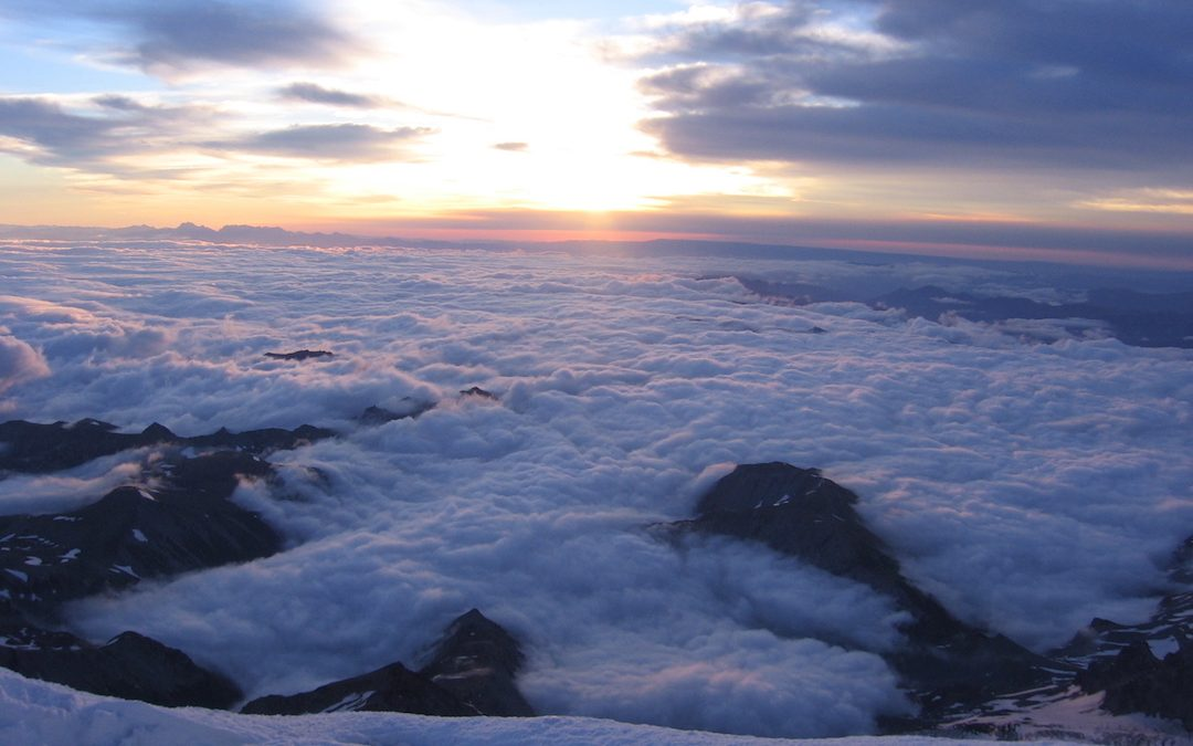 Mt. Rainier 2008