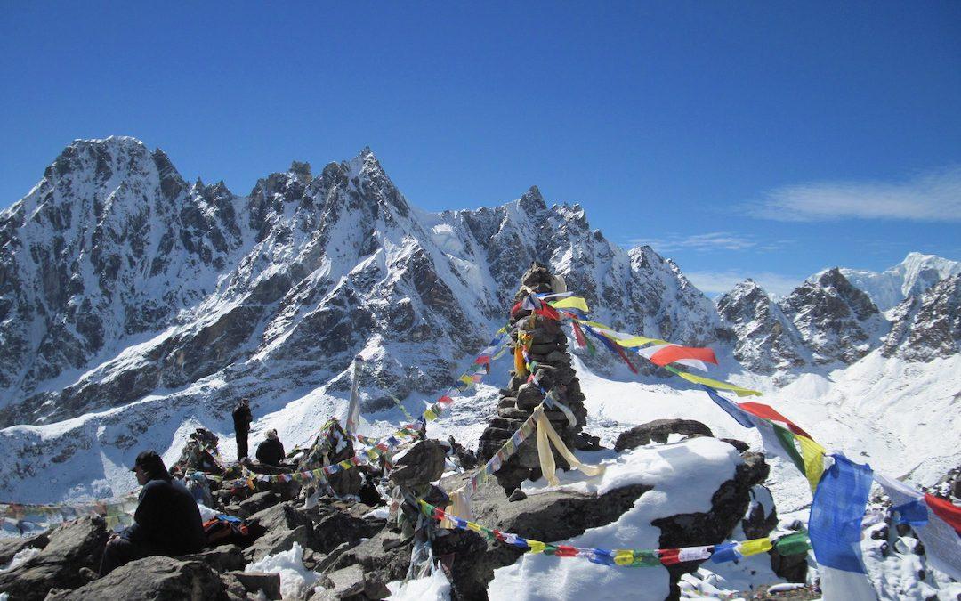 Nepal / Prayer Flags 2014