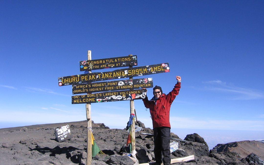 Africa / Kilimanjaro 2008 Summit
