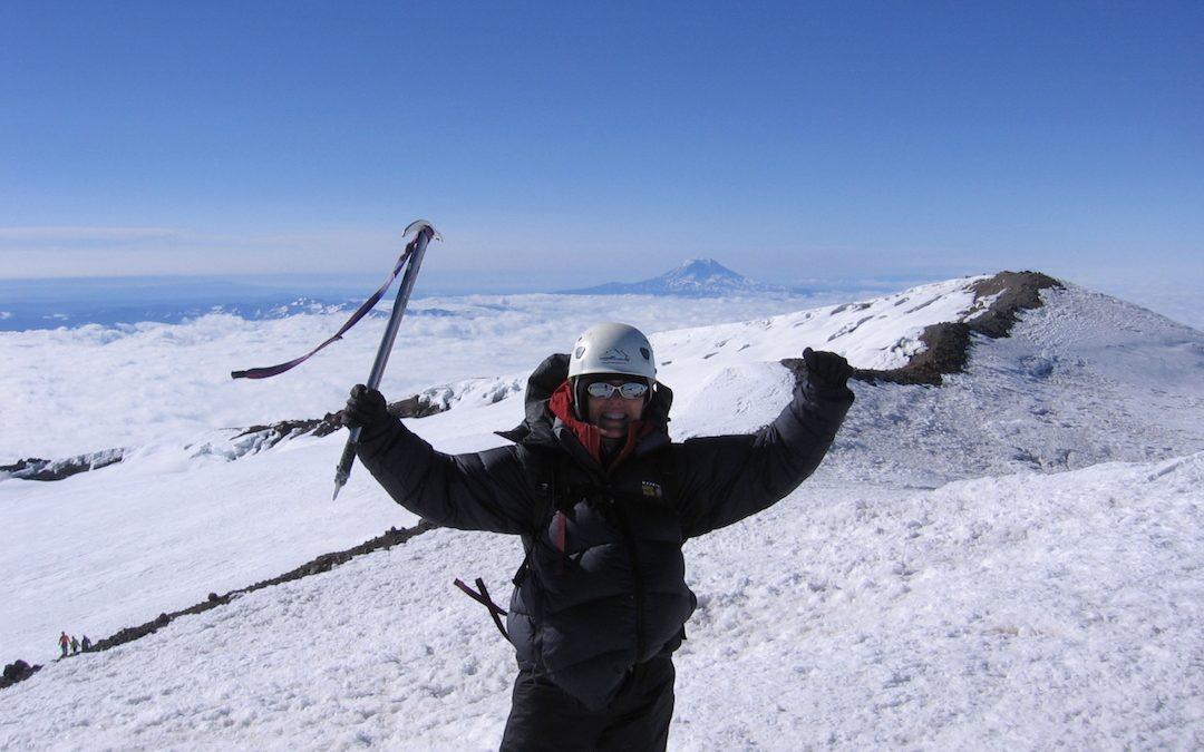 Mt. Rainier 2008 Summit